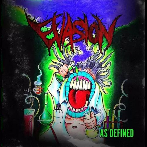 Evasion - As Defined (2017)