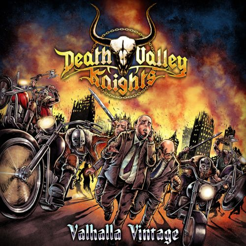 Death Valley Knights - Valhalla Vintage (EP) (2017)