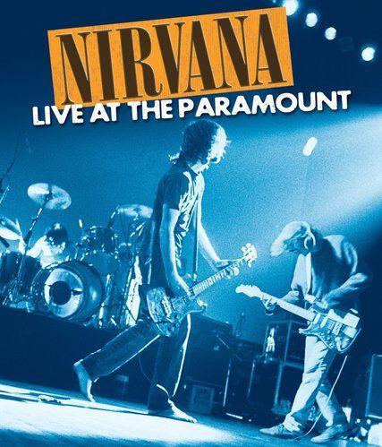 Nirvana - Live At The Paramount (2011) (BDRip)
