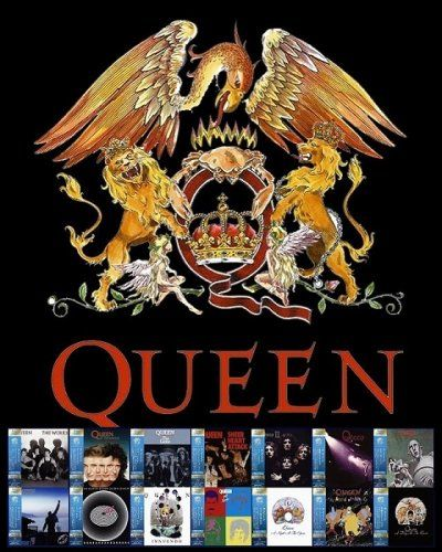 Queen - Collection: 14 Albums (28CD) [Japanese Limited Edition] (2011)