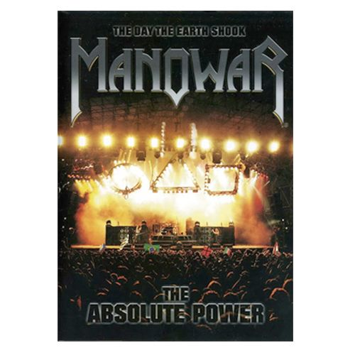 Manowar - The Day The Earth Shook, The Absolute Power (2006) (DVDRip)