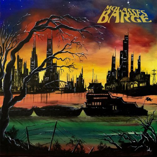 Molasses Barge - Molasses Barge (2017)