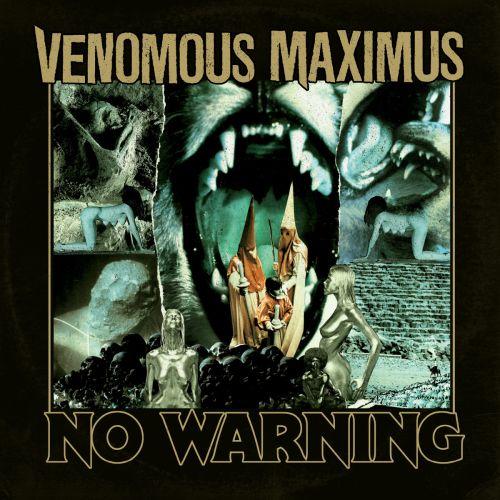 Venomous Maximus - No Warning (2017)