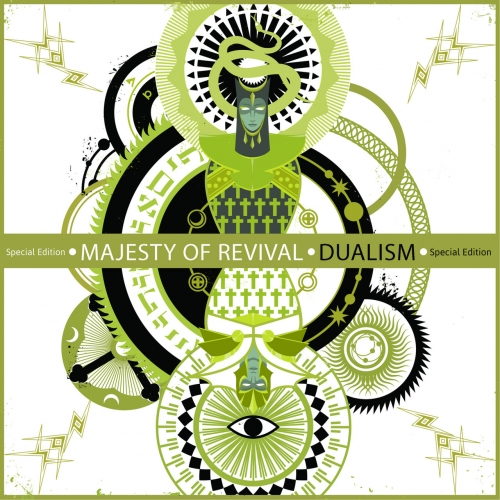 MAJESTY OF REVIVAL - Dualism (Special Edition) (2017)