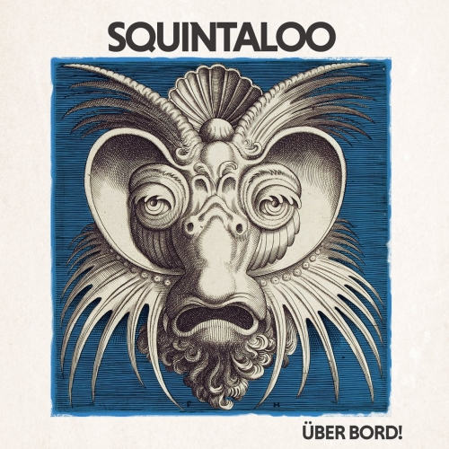 Squintaloo - Über Bord! (2017)