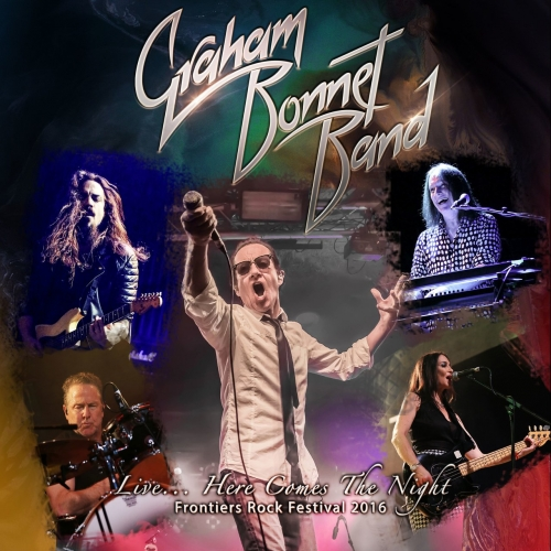 Graham Bonnet Band - Live... Here Comes The Night (2017) (BDRip 1080p)