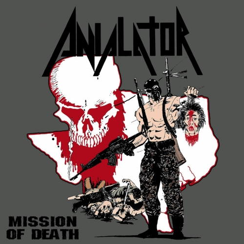 Anialator - Mission of Death (2017)