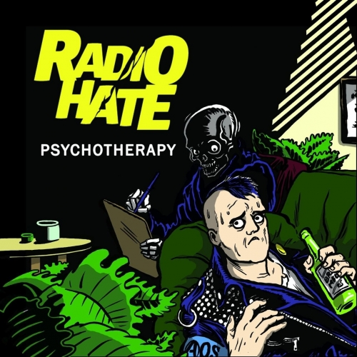 Radio Hate - Psychotherapy (2017)