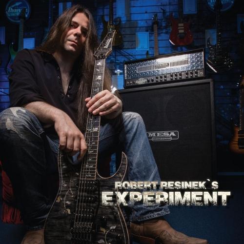 Robert Resinek - Experiment (EP) (2017)