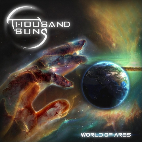 Thousand Suns - World of Ares (EP) (2017)