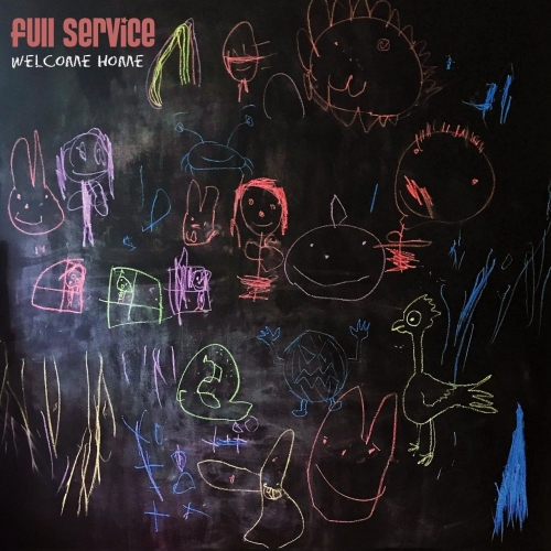 Full Service - Welcome Home (2017)