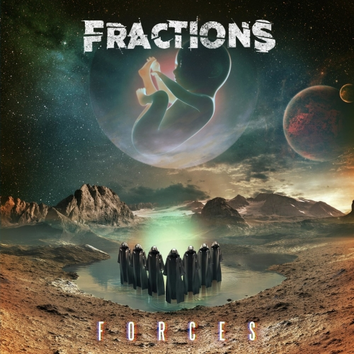 Fractions - Forces (EP) (2017)