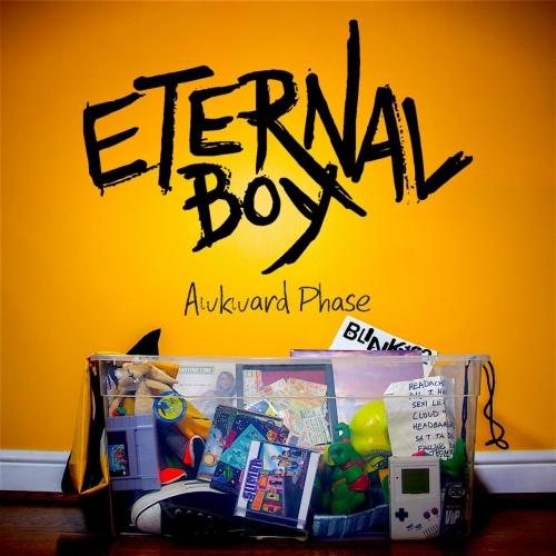 Eternal Boy - Awkward Phase (2017)
