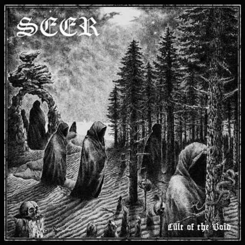 Seer - Vol. III & IV: Cult of the Void (2017)