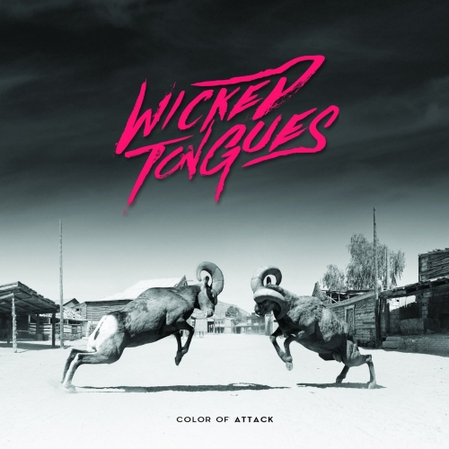 Wicked Tongues - Color of Attack (2017)