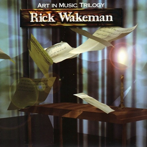 Rick Wakeman - The Art in Music Trilogy: 3 Disc Deluxe Remastered Edition (2017)
