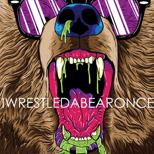 iwrestledabearonce - Discography (2007-2015)