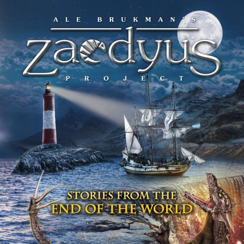 Ale Brukman's Zaedyus Project - Stories From The End Of The World (2017)