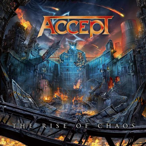 Accept - The Rise Of Chaos (Limited Edition) (2017)