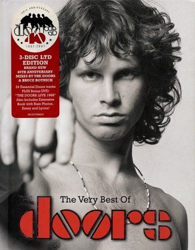 The Doors - The Very Best Of (2 CD + DVD) (2007)