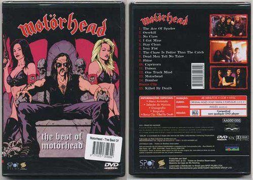 Motorhead - The Best Of Motorhead (2002) (DVD5)