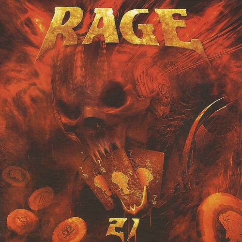 Rage - 21 (Limited Edition) (2012)