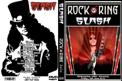 Slash - Live At Rock Am Ring (2010)