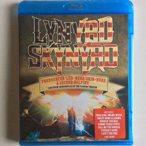 Lynyrd Skynyrd ‎– Pronounced Lĕh-nérd Skin-nérd & Second Helping Live From Jacksonville At The Florida Theatre (2015) (BDRip 1080p)