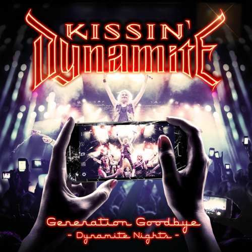 Kissin' Dynamite - Generation Goodbye (2017) (BDRip 1080p)
