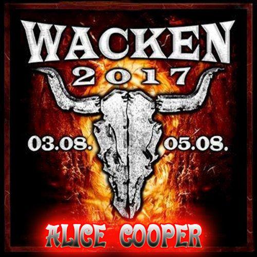 Alice Cooper - Wacken Open Air (2017) (HD 1080p)