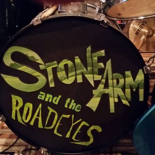 Stone Arm - Stone Arm and the Roadeyes (2017)