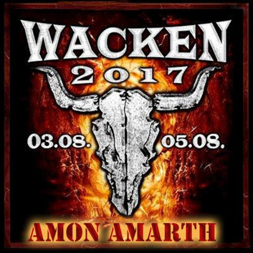 Amon Amarth - Wacken Open Air (2017) (HD 1080p)