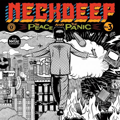 Neck Deep - The Peace and the Panic (Target Deluxe Edition) (2017)