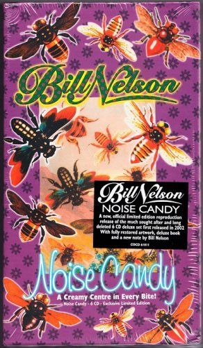 Bill Nelson - Noise Candy [6CD Box Set] (2015)