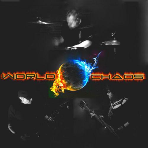 World Chaos - Metronomic Decay [EP] (2017)