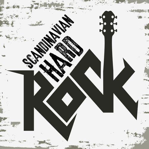 Various Artists - Scandinavian Hard Rock (2017)