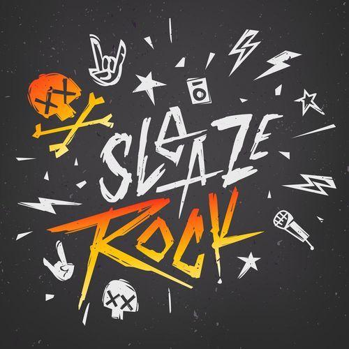 Various Artists - Sleaze Rock (2017)