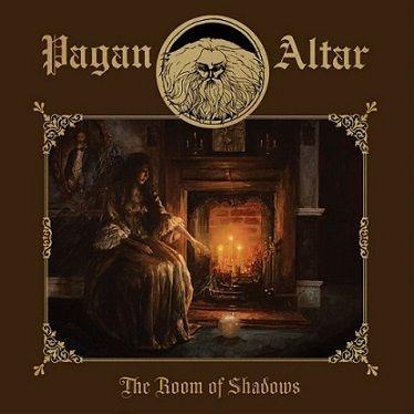 Pagan Altar - The Room Of Shadows (2017)