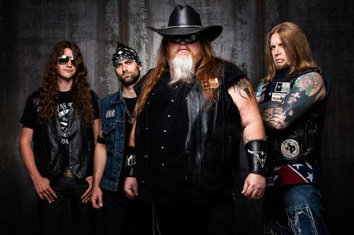 Texas Hippie Coalition - Discography (2008-2016)
