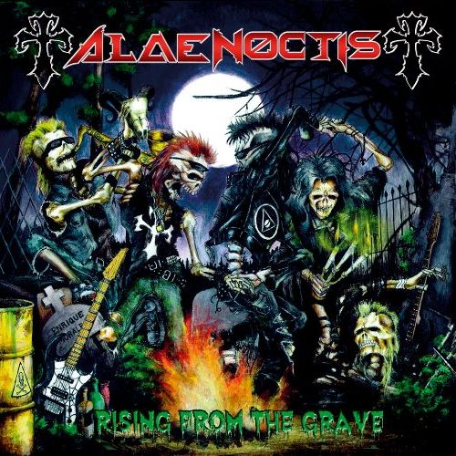 Alae Noctis - Rising from the Grave (2013) (Deluxe Edition 2016)