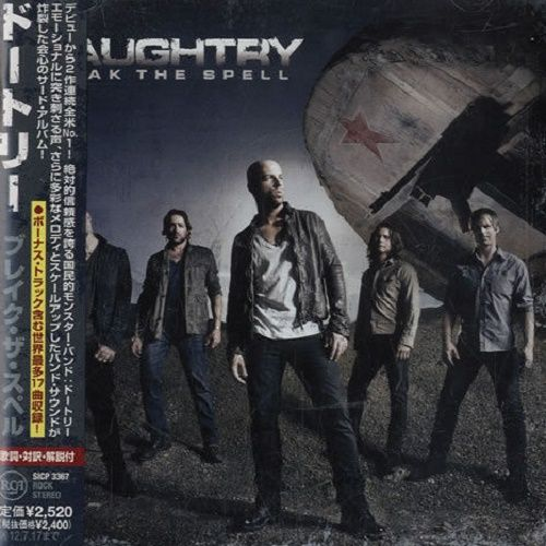 Daughtry - Break the Spell (Japan Edition) (2012)