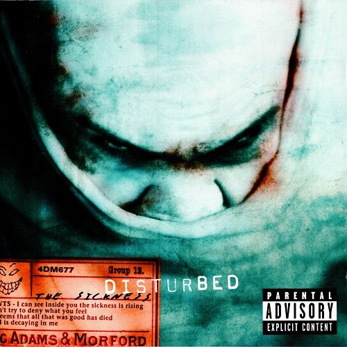 Disturbed - The Sickness (Limited Edition) (2000)