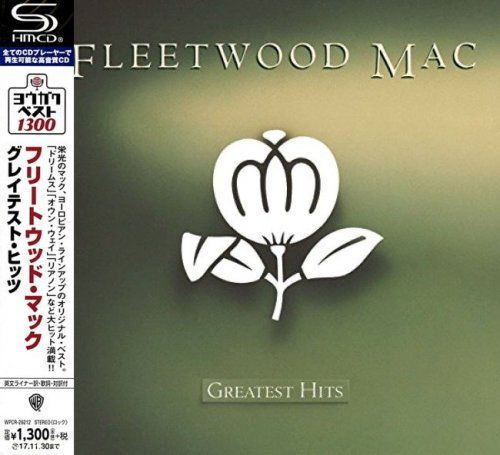 Fleetwood Mac - Greatest Hits [Japanese Edition] (2017)