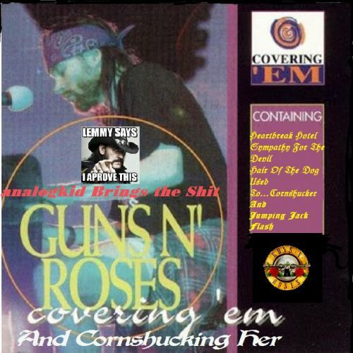 Guns N Roses – Covers the Others (2017)
