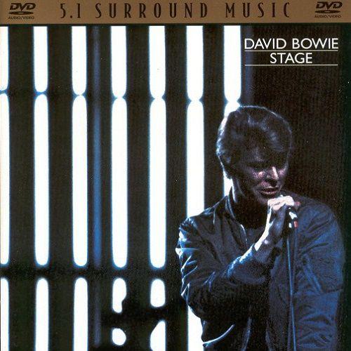 David Bowie - Stage [DVD-Audio] (2005)