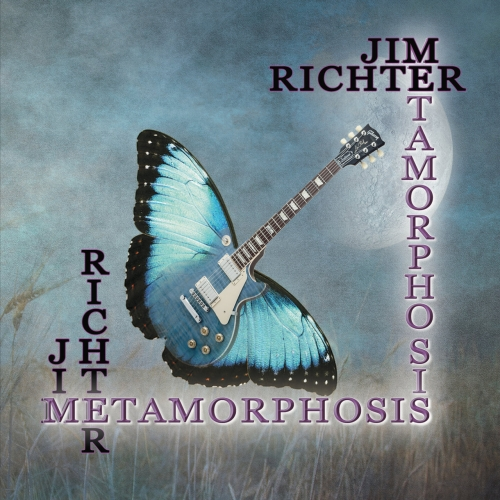 Jim Richter - Metamorphosis (2017)