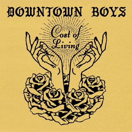 Downtown Boys - Cost of Living (2017)