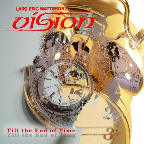 Lars Eric Mattssons Vision - Till the End of Time (Reissue) (2017)
