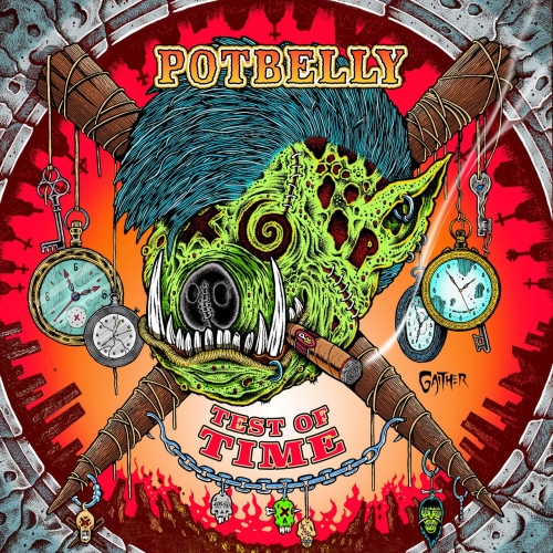 Potbelly - Test of Time (2017)