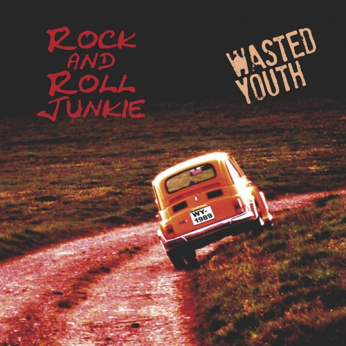 Rock And Roll Junkie - Wasted Youth (2017)